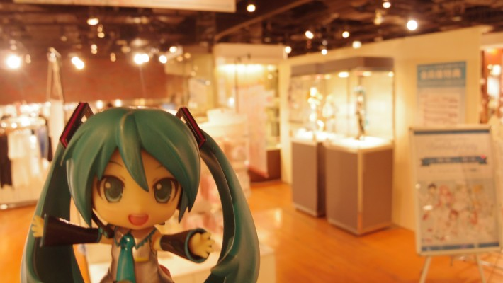 HATSUNE MIKU Birthday Party in Nanba Marui