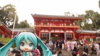 八坂神社&円山公園